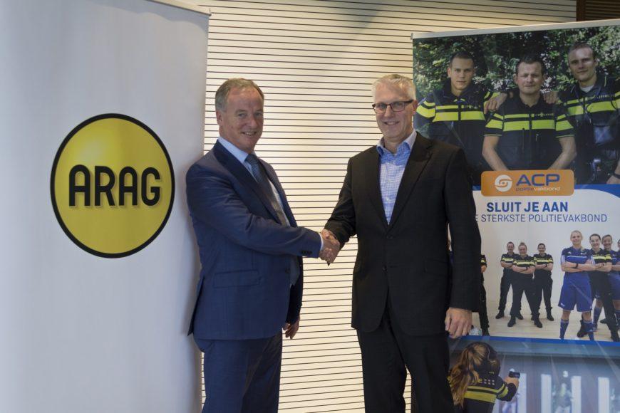 ACP en ARAG verlengen samenwerking: een mooie aanvulling op het ACP-lidmaatschap