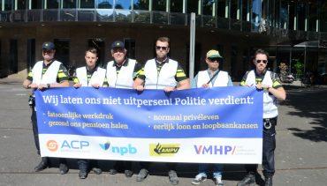 Vanaf 9 juli landelijke politieacties