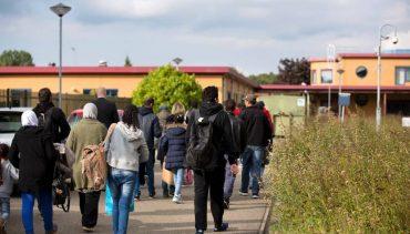 Werk ID-straten vreemdelingen stilgelegd