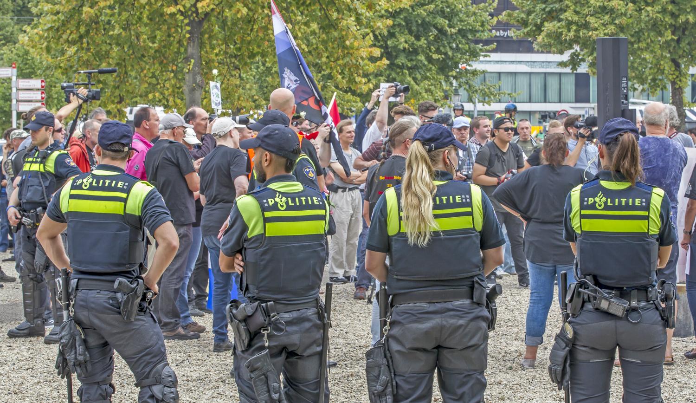 politiepensioen - inzet tijdens evenementen