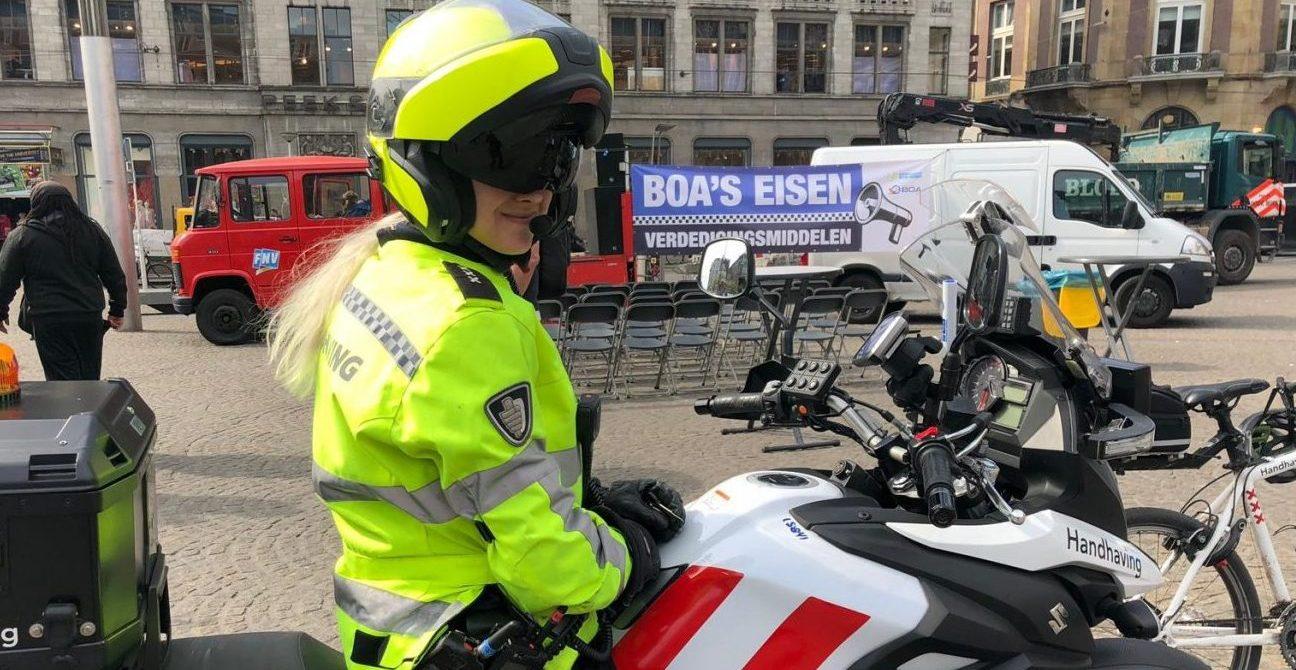 boa acties Amsterdam