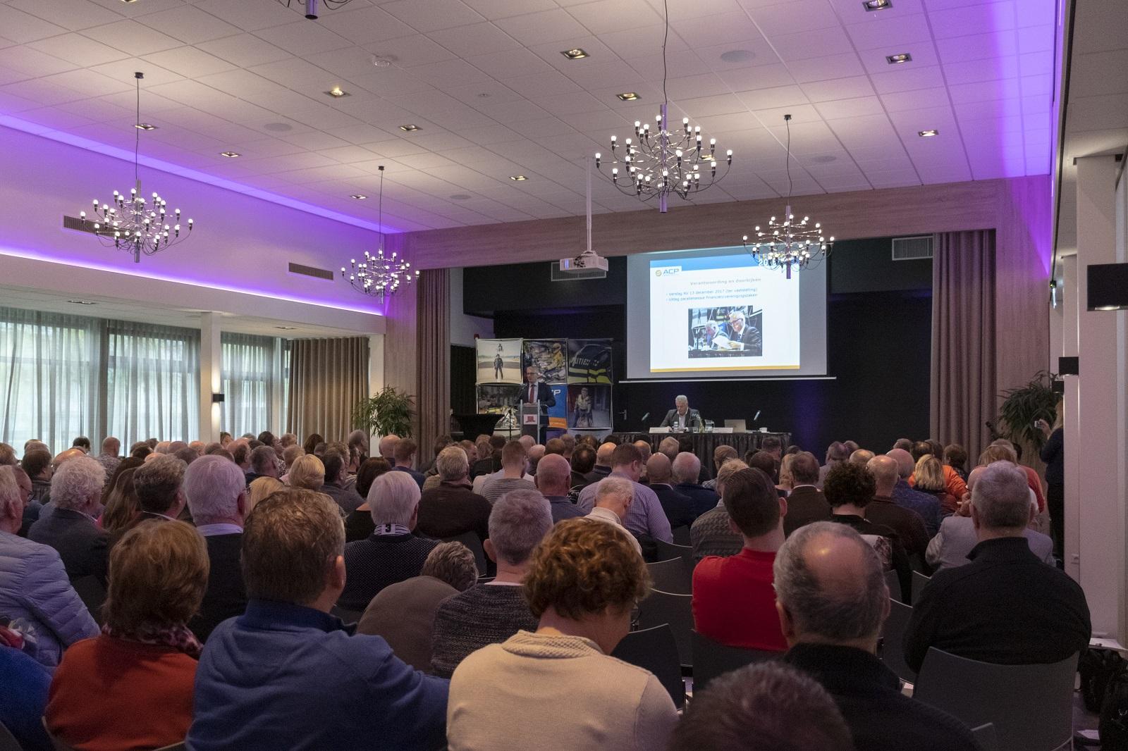 ACP Ledendag: 'Jouw loopbaan in control'