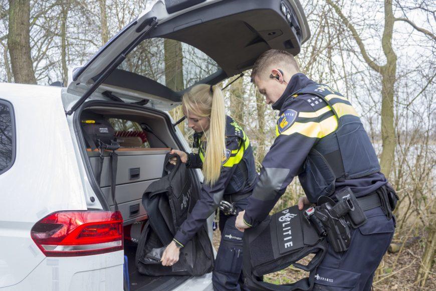 Bonden presenteren verbeterplan Nationale Politie