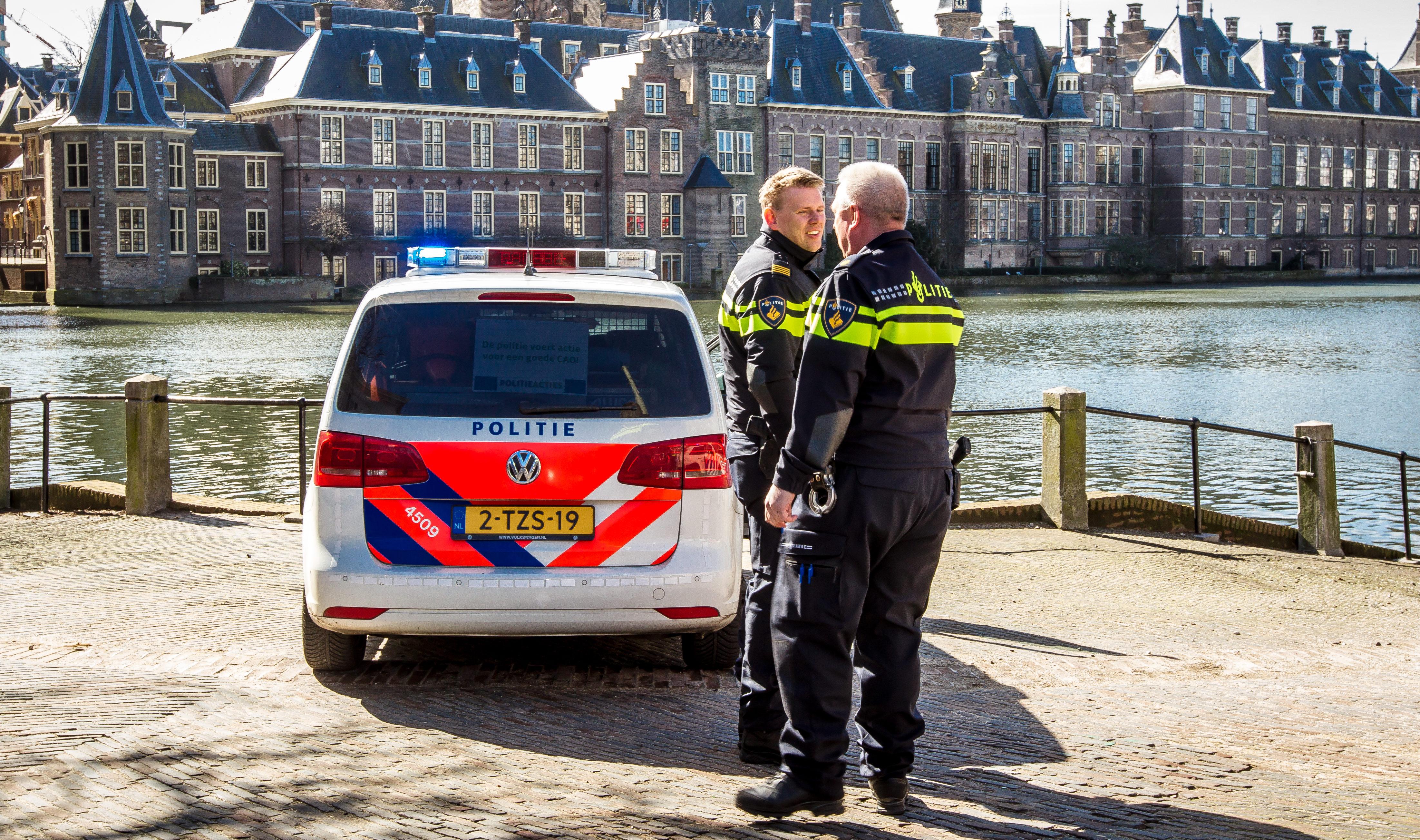Actie: Politie stopt met innen geldboetes