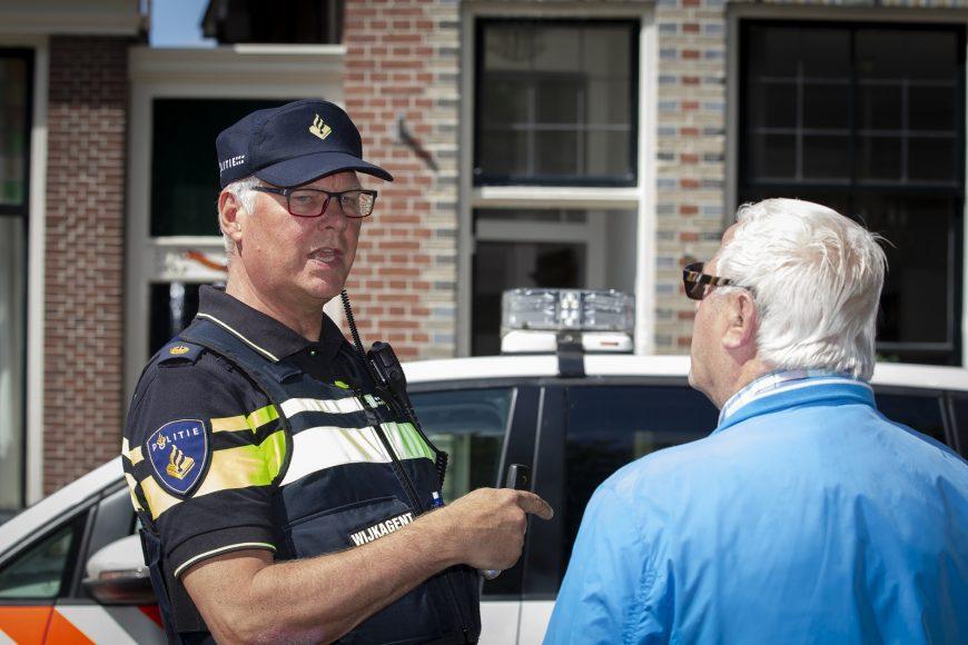 Wijkagent Frank: 'Beroepseer kost ons onze gezondheid'