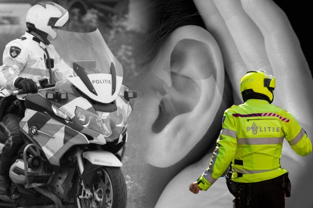 Gesprek werkgever en bijeenkomst over gehoorschade motorrijders