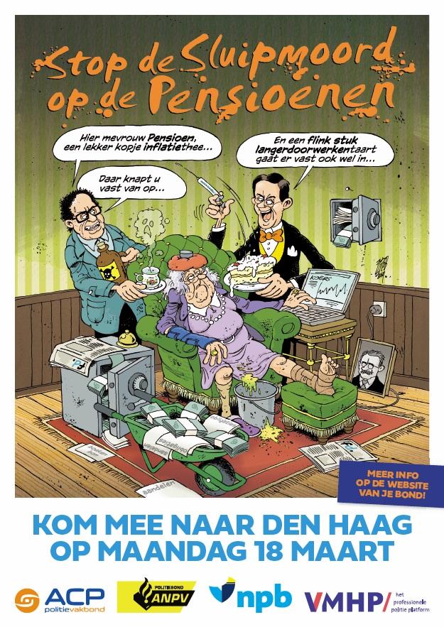 Stop de sluipmoord op de pensioenen
