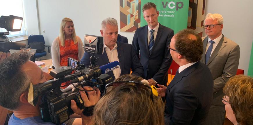 Achterban VCP buigt zich over uitwerking pensioenakkoord