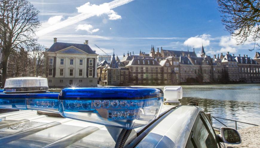 CAO-actie Den Haag