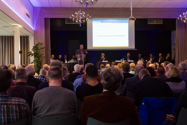Algemene Vergadering: 'Samen werken aan Politie VAK Gezond'