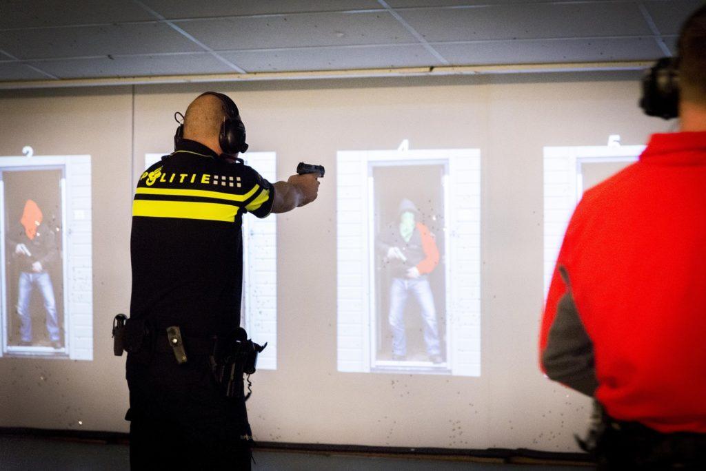 ACP: 'Politie laks in beheer en onderhoud schietbanen'