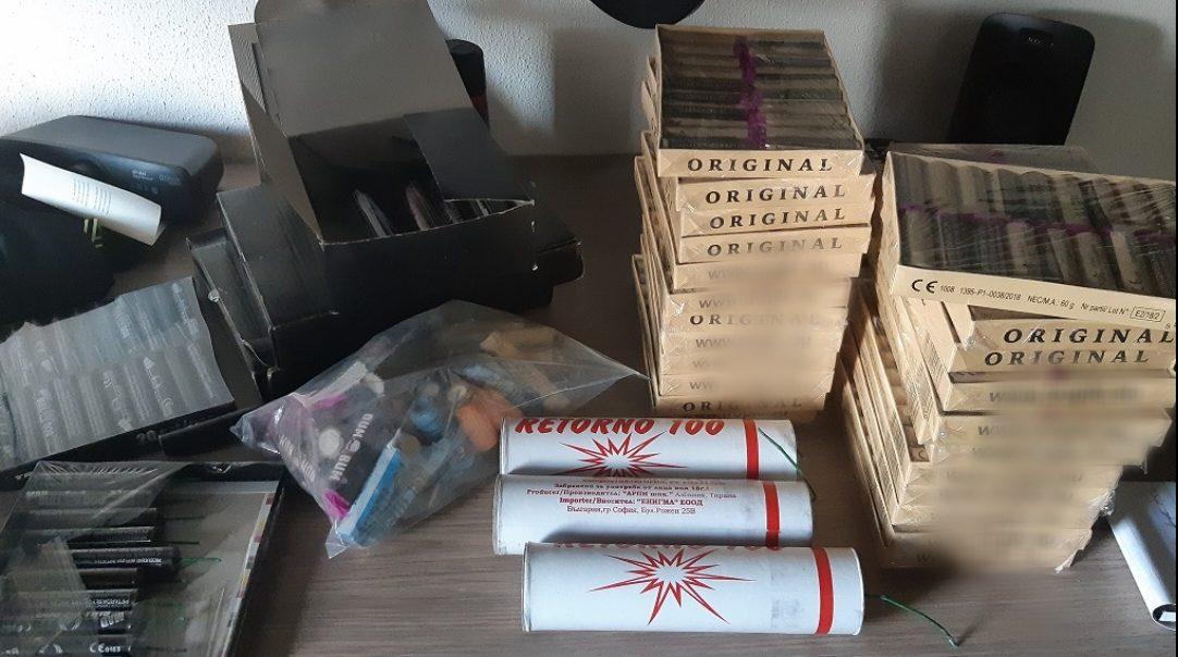 Illegaal vuurwerk overal binnen uur opgehaald