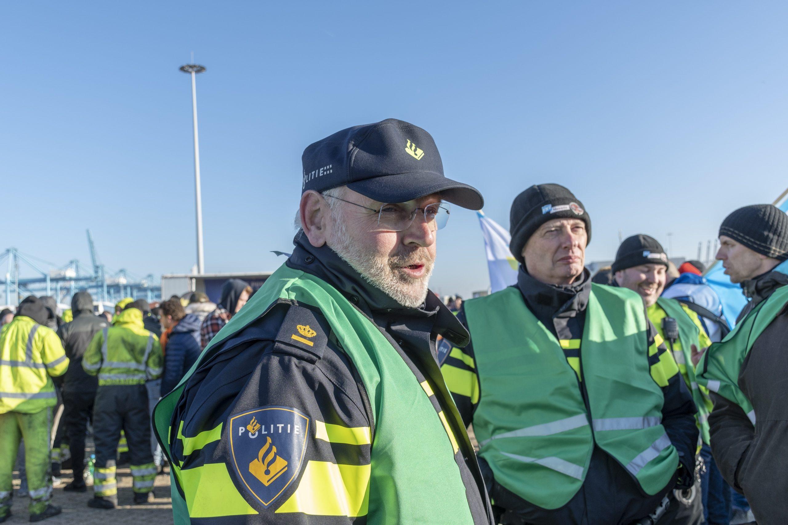 Werkgever doet moeilijk over vroegpensioenregeling politie