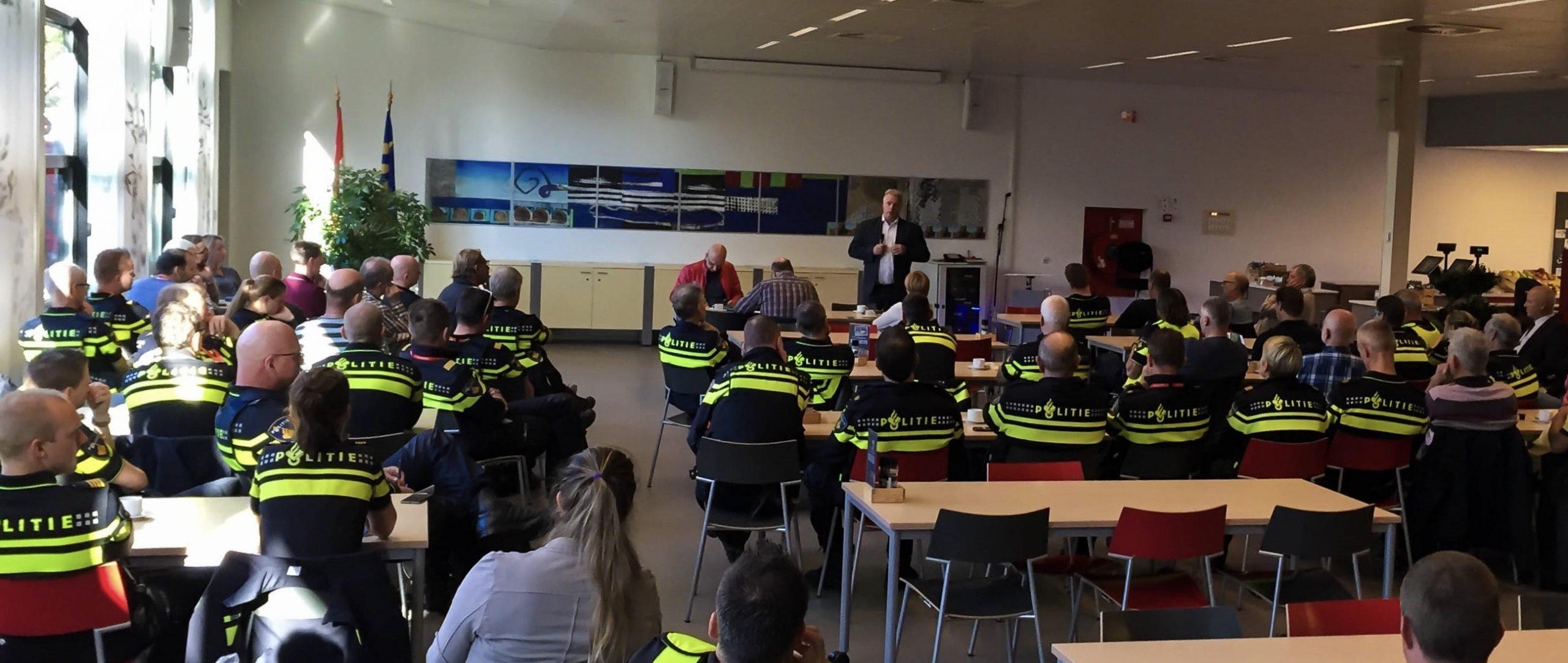Politiecollega's zijn duidelijk: capaciteitsvraagstuk en RVU in één keer regelen