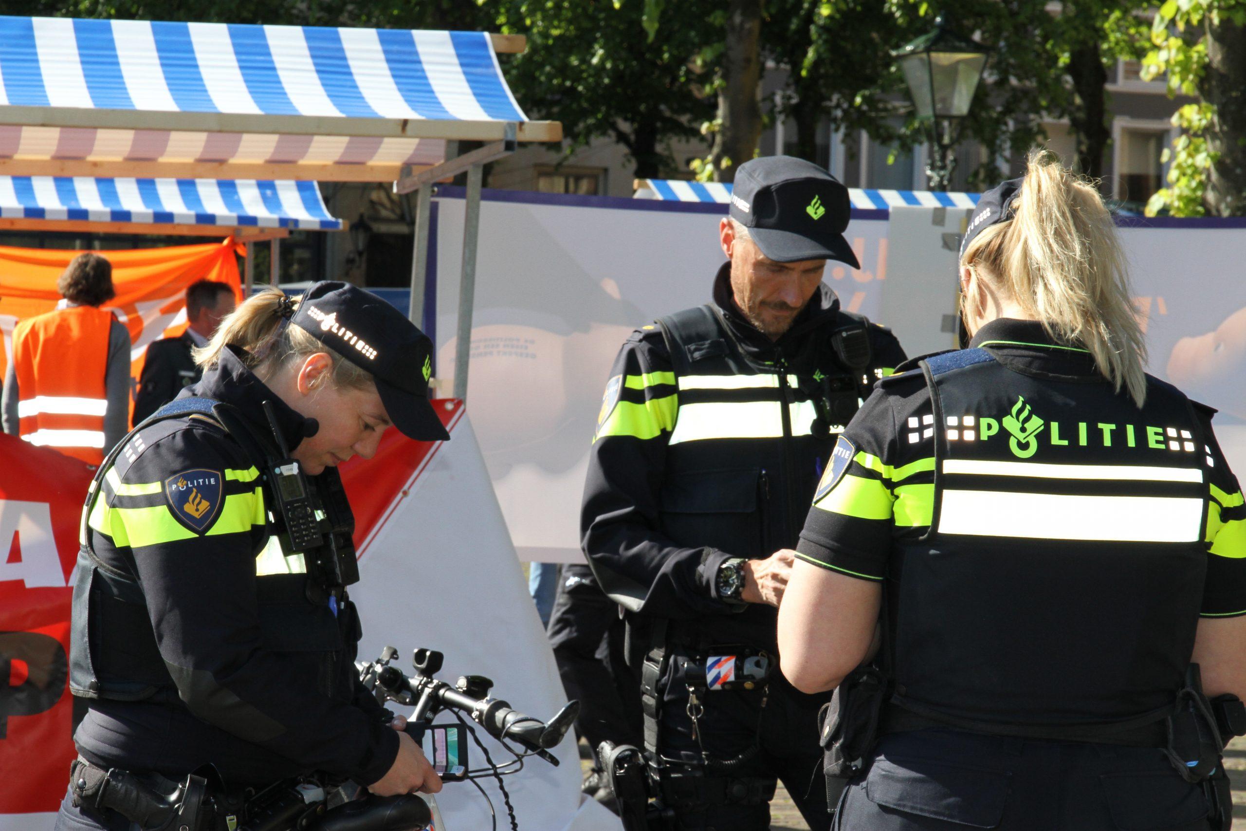 Peiling vroegpensioen-inzet politiebonden