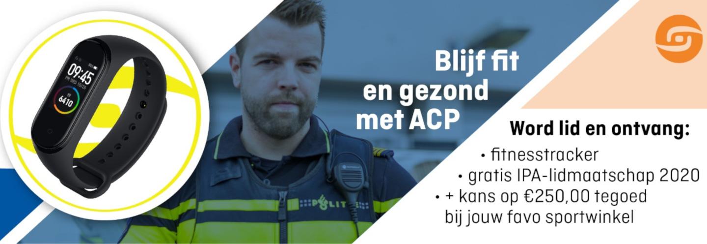 Fitness Tracker lidmaatschap ACP
