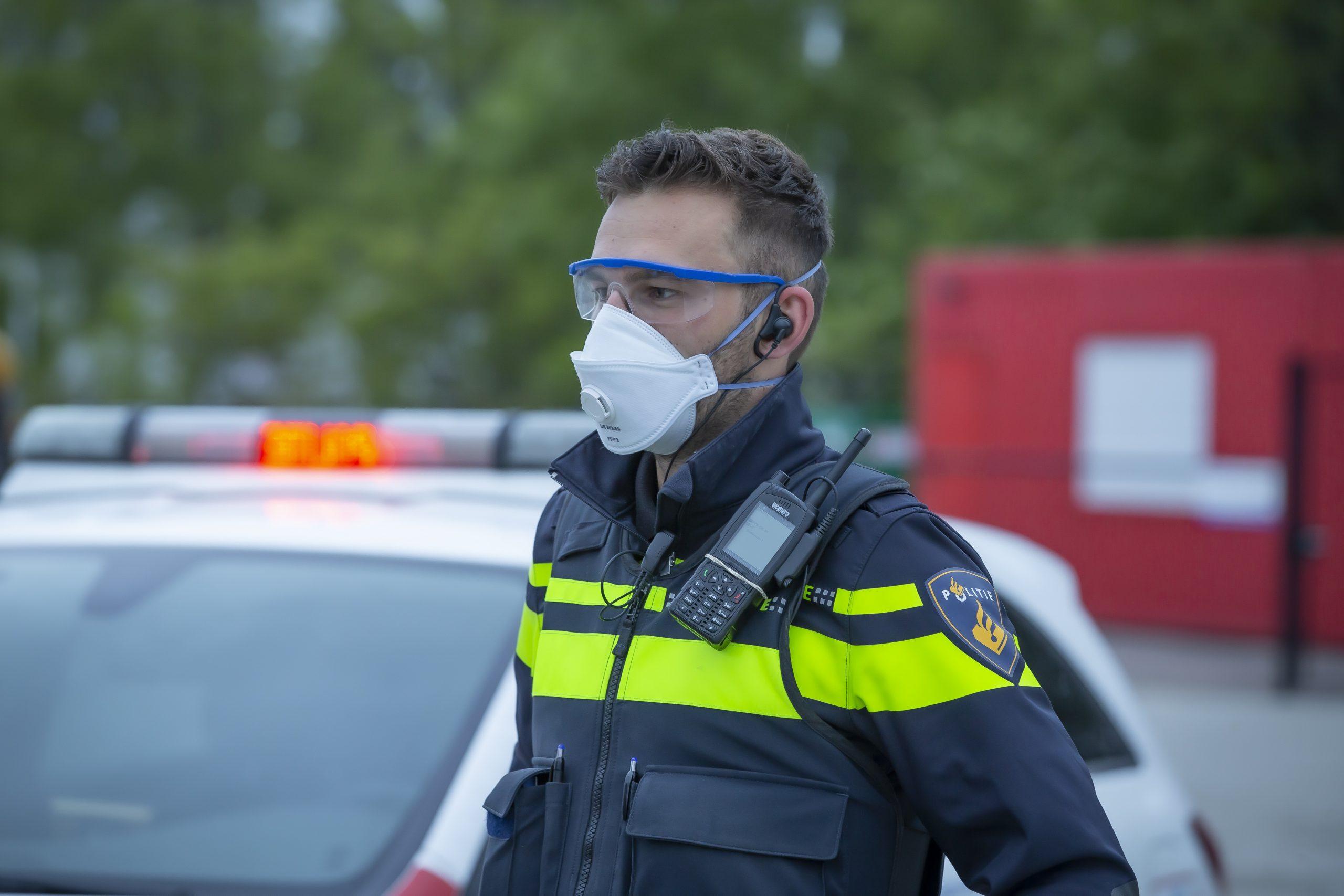 Politiemensen krijgen geen voorrang bij vaccineren