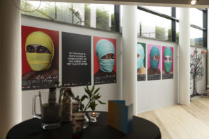 Opening tentoonstelling Huis voor Veiligheid